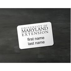 Name Badges (BADGE-UMD)